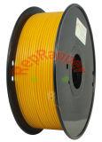 Además de ABS en espiral de 3,0 mm en Oro Amarillo de filamento 3D.