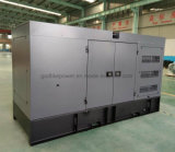 Знаменитые фабрики питания 50 ква дизельный электрический генератор (GDC50*S)
