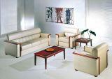 Sofà di cuoio dell'unità di elaborazione della mobilia di Oiffice (OF-01)