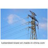 Передающая линия башня поставкы фабрики силы стальной структуры