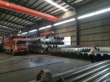 Usine matérielle en acier Pré-Galvanisée de la pipe Q235 Tianjin