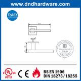 Handvat van de Hefboom van de Deur van de Hardware van het meubilair het Vierkante met de Certificatie van Ce