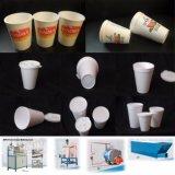 Plastik-ENV-Schaumgummi-Coca- Colapepsi-Cup-Firmenzeichen gedruckte Formung, Maschine herstellend
