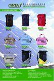 太陽電池パネルが付いている太陽バックパックおよび屋外のための力バンク