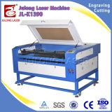 Hohes exaktes CO2 Laser-hölzerner Gravierfräsmaschine-Laser-Scherblock-Preis