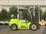 Chariot élévateur équilibré de gaz du chariot gerbeur 3ton de LPG
