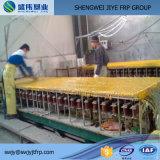 Grelha de plástico reforçado com vidro máquina de produção