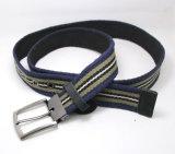 Cintura de algodão clássica em trançado PU Cinturão de moda Cky0252-1