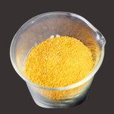 Het Chloride PAC 28%-30% van Polyaluminum van de Materialen van de Behandeling van het water in Geel Poeder