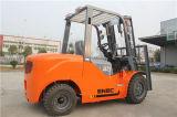 Montacarga LKW 4 Tonnen Dieselgabelstapler-mit seitlichem Schieber