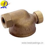 OEM Custom Brass en Bronze Casting met Machining