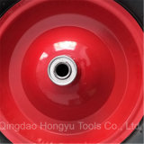 외바퀴 손수레 압축 공기를 넣은 고무 바퀴