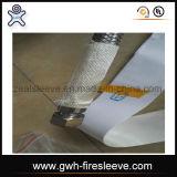 Alta cinta de la silicona de la raja adhesiva da alta temperatura