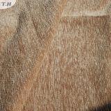 Anchura 2016 de la tela el 1.46m del sofá de Brown del Chenille por 320GSM (FTH31002A)