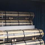 NP RP Graphitelektrode HP-UHP verwendet für Lichtbogen-Ofen für Stahlerzeugung