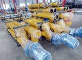 Transportador de parafuso D165 utilizado para o transporte de diversos materiais