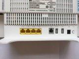 元のFTTH ONU Huawei HS8546V GponのルーターFTTH Gpon Ont 4ge 4ports+1tel+2USB+WiFiのデュアルバンドのルーター