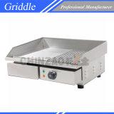 Горячий продавая Griddle коммерчески оборудования доставки с обслуживанием электрический (DPL-550)
