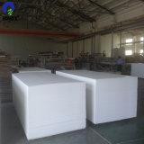 1220*2440mm de mousse PVC étanche d'administration de la densité de 0,5 publicité Feuille d'impression