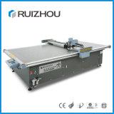 Máquina de estaca de couro do CNC da maquinaria da mobília de Ruizhou