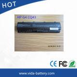 Batería de litio portátil para HP G4 G6 G7 Cq42dm4 4