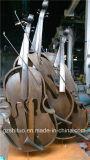 Violoncelle, approprié à la sculpture en bronze d'intérieur et extérieure