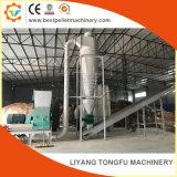 Les fabricants de la biomasse de la sciure de bois usine de bouletage à la vente