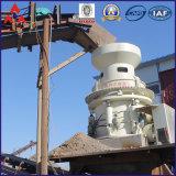 Trituradora hidráulica con varios cilindros del cono para machacar la roca media
