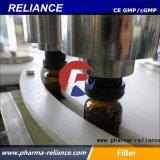 Het Afdekken van het Flessenvullen van de Olie van Rvf van de afhankelijkheid Kosmetische Machine