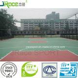 Поставщик Китая заволакивания баскетбольной площадки