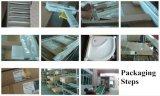 Ausgeglichenes Glas-Tür quadratisches des Scharnier-Dusche-Gehäuse-einfache Dusche-Raum-Badezimmer-Tür-Bildschirm-8mm