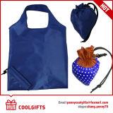 نيلون قابل للاستعمال تكرارا يطوي ثمرة حقيبة لأنّ تسوق