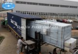 L'usine assurent directement la surgélation de tunnel pour des poissons de pain de fruits de mer