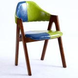 [نورديك] أسلوب قهوة [سليد ووود] كرسي تثبيت