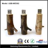 Disco di legno del USB dell'albero (USB-WD302)