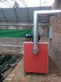 Macchina termica a gas per la serra