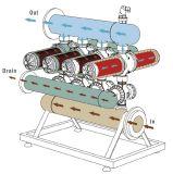 3 인치 H 유형 자동 Backflushing 농장 관개는 디스크 필터 시스템에 물을 뿌린다