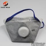 Дешевый складной респиратор от пыли пусковой площадки носа