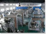 Microplaquetas de batata Semi automáticas produzindo a máquina