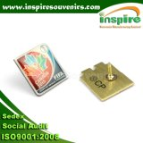 Liga de zinco personalizada para a coleta do pino indicador de epóxi