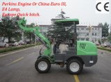 세륨을%s 가진 작은 Articulated 중국 Wheel Loader (HQ910C)