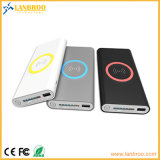 8000mAh Wireless Charging Power Bank with IQ Input and Output