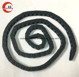 Les deux côté câble de remorque Faites glisser la chaîne en plastique