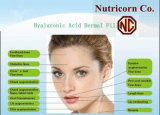 Alimento de Hyaluronate do ácido hialurónico/sódio da alta qualidade/classe cosmética