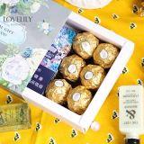 Boda europeo Candy Box Cajón de Chocolate