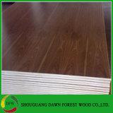 木製カラーメラミンは合板に直面した