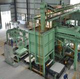 Ligne de moulage de processus de bâti de la production V en aluminium de moulage