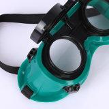 Dubbellaagse lasbrillen met dubbellaagse veiligheidsbrillen