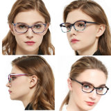 Личности 2019 женщин ацетат оптический кадры ясно уникальные спектакли очки