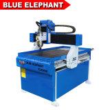 Jinan Blue Elephant machine CNC de Publicité 6090 mini routeur pour des meubles en bois